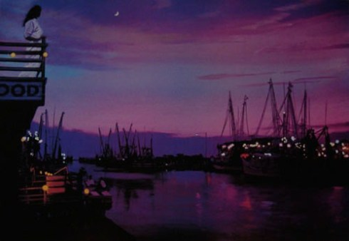 Twilight on Shem Creek